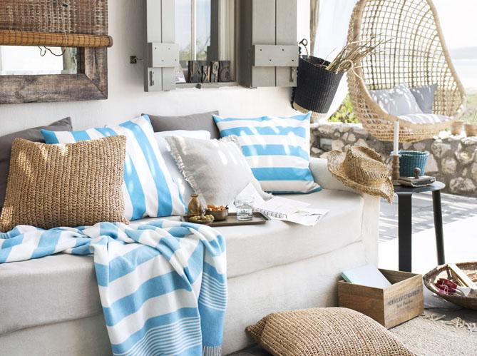 d co estivale 21 jardins pour vous inspirer elle. Black Bedroom Furniture Sets. Home Design Ideas