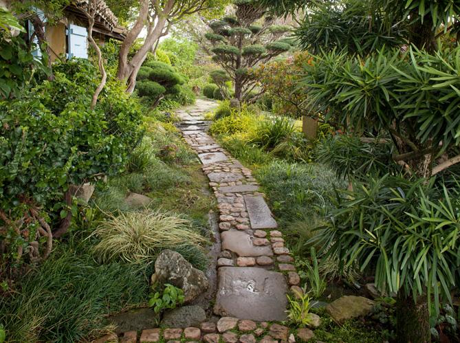 Des jardins zen qui devraient vous inspirer elle d coration - Congeler des aubergines du jardin ...