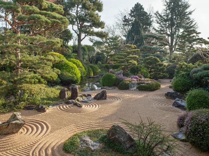 Des jardins zen qui devraient vous inspirer elle for Entree jardin zen