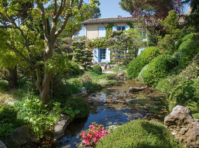 Des jardins zen qui devraient vous inspirer elle for Objet jardin japonais