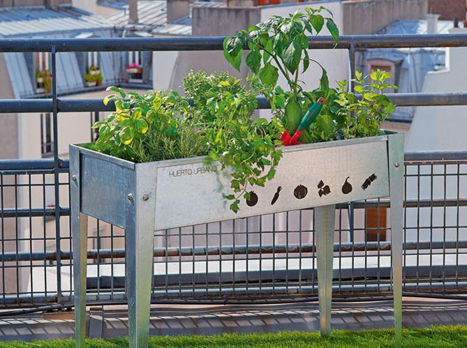 Jardiner Balcon Elle D Coration