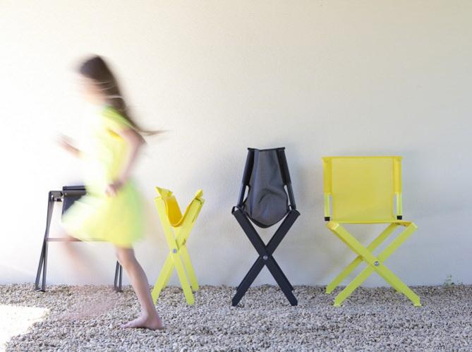 gain de place les meubles de jardin pliables elle d coration. Black Bedroom Furniture Sets. Home Design Ideas