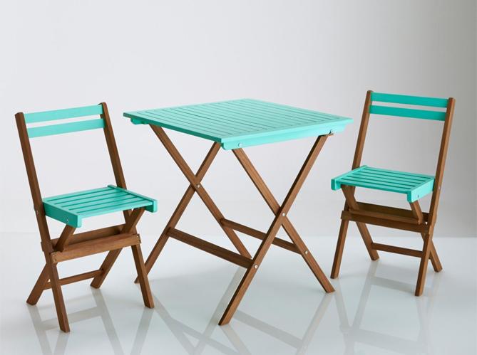 mobilier de jardin la redoute maison design. Black Bedroom Furniture Sets. Home Design Ideas