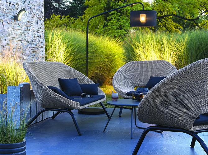 5 styles de terrasses qui en mettent plein la vue elle d coration - Deco design tuin terras ...