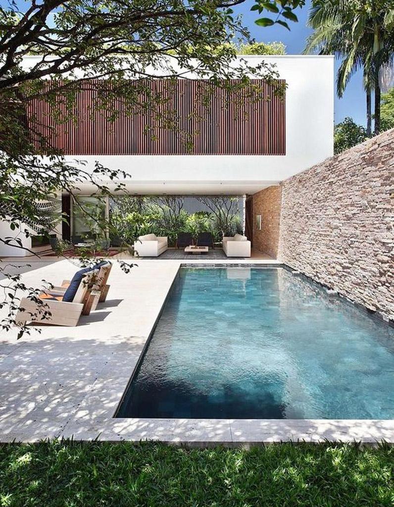Pinterest : les 30 plus belles piscines qui vont vous faire rêver ...