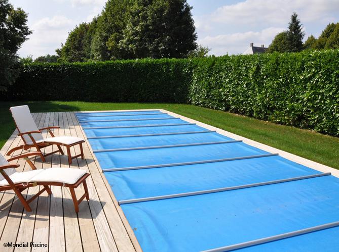 Quelle couverture pour ma piscine elle d coration for Couverture pour piscine