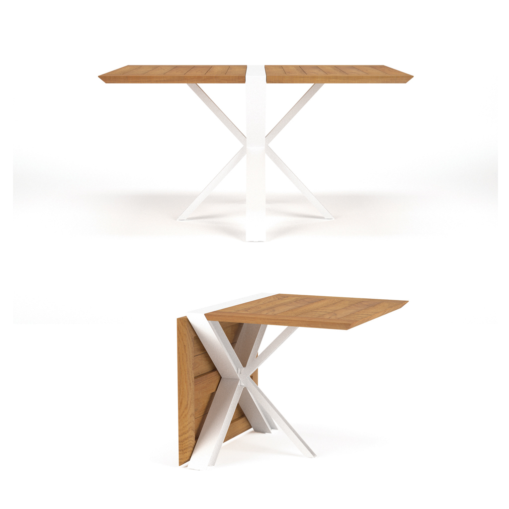 D co table de jardin ovale extensible 29 limoges for Table ovale extensible pas cher