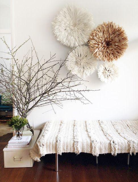20 int rieurs aux inspirations africaines glan s sur pinterest elle d coration. Black Bedroom Furniture Sets. Home Design Ideas