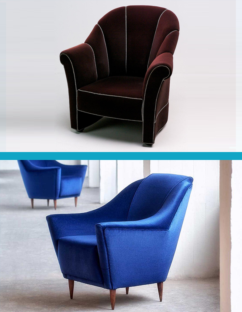 on adopte 5 le style art d co elle d coration. Black Bedroom Furniture Sets. Home Design Ideas