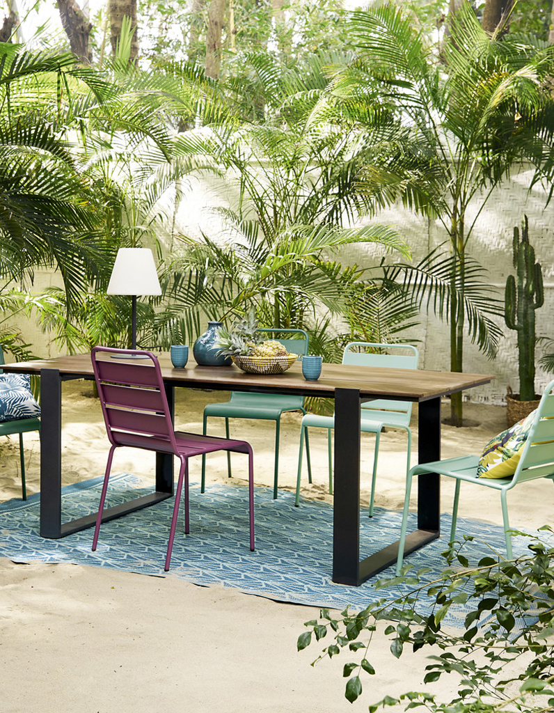 le violet prend le pouvoir en d co elle d coration. Black Bedroom Furniture Sets. Home Design Ideas