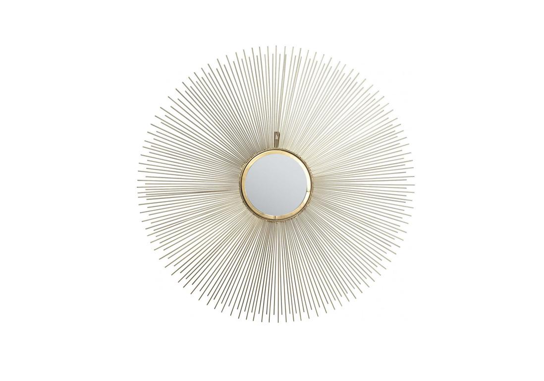 miroir soleil maison du monde top tentation design u miroir star de caravane with miroir soleil. Black Bedroom Furniture Sets. Home Design Ideas