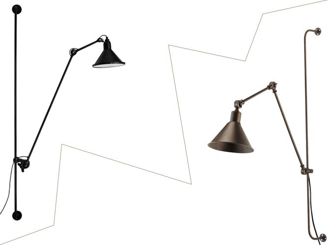 Applique noire industrielle 1 objet 2 budgets pour la for Lampe de bureau maison du monde