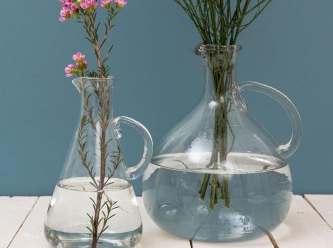 la dame jeanne le vase qu 39 on adopte sans h siter elle d coration. Black Bedroom Furniture Sets. Home Design Ideas