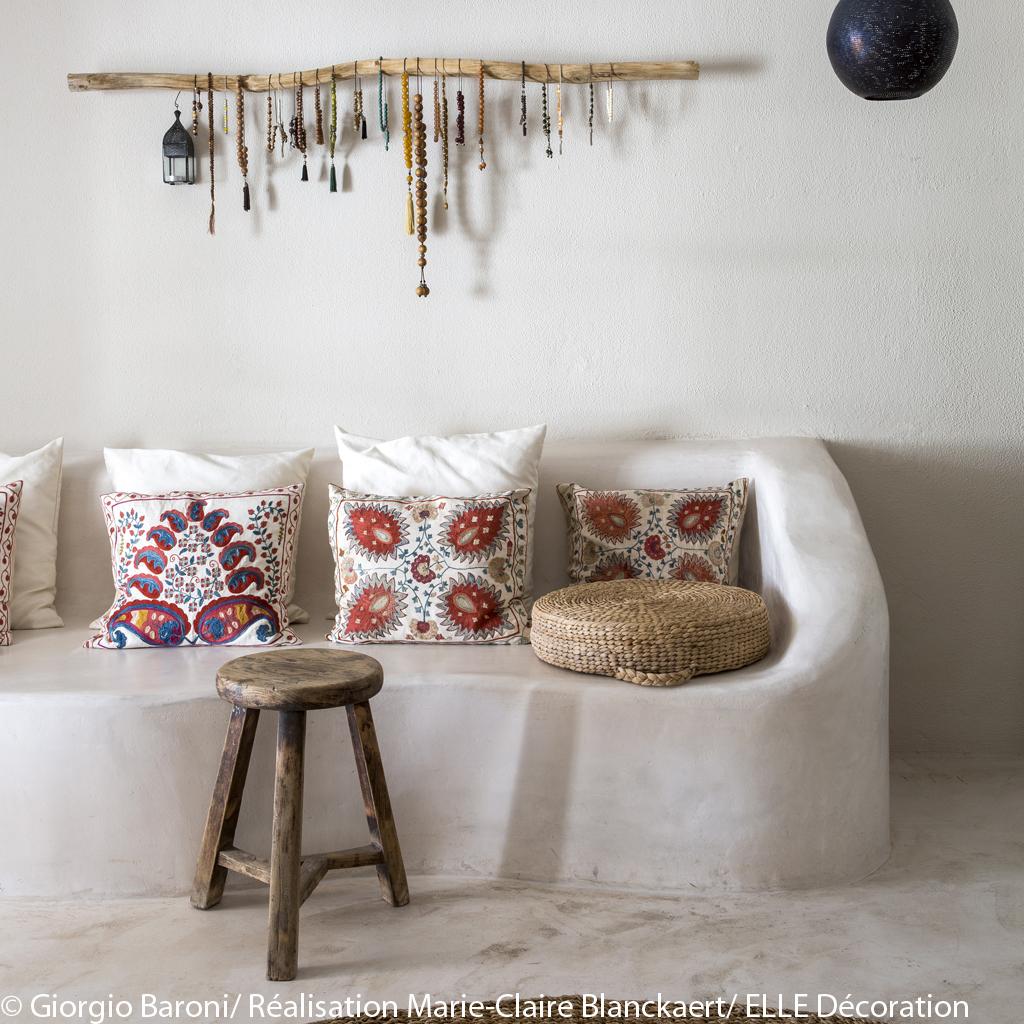 decoration craft elle d coration. Black Bedroom Furniture Sets. Home Design Ideas