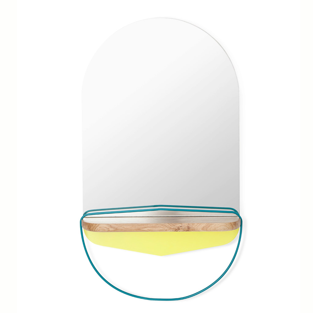 Design et color le style ettore sottsass n 39 a pas pris for Miroir graphique
