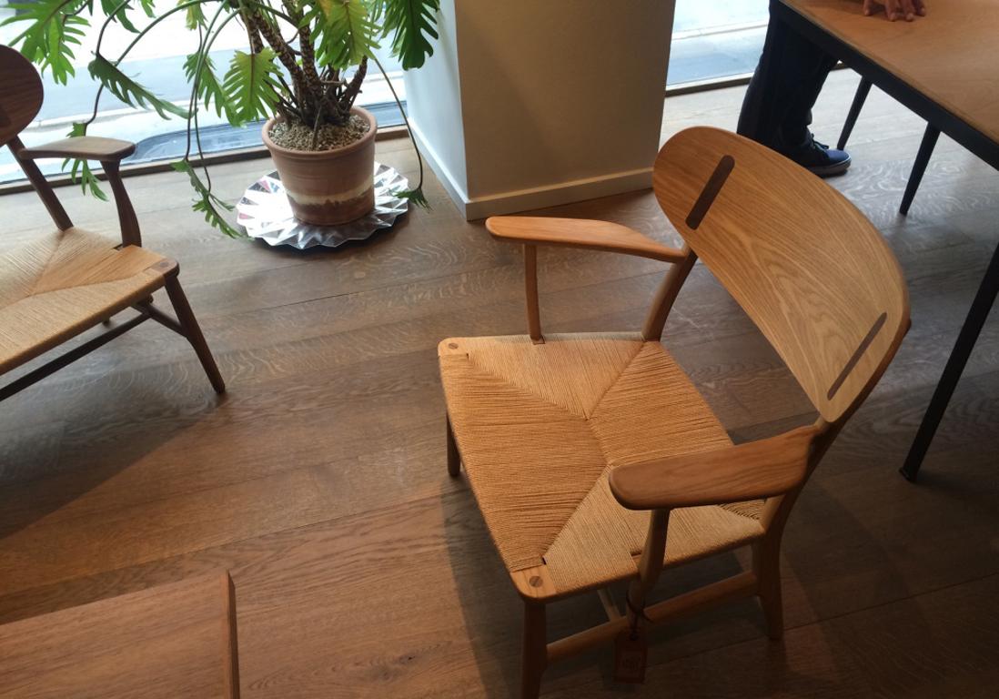 Design week de copenhague d coration scandinave les for Reedition meuble design