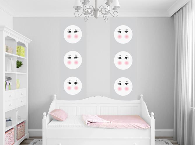 deco chambre rose poudre et gris avec des id es int ressantes pour la conception. Black Bedroom Furniture Sets. Home Design Ideas