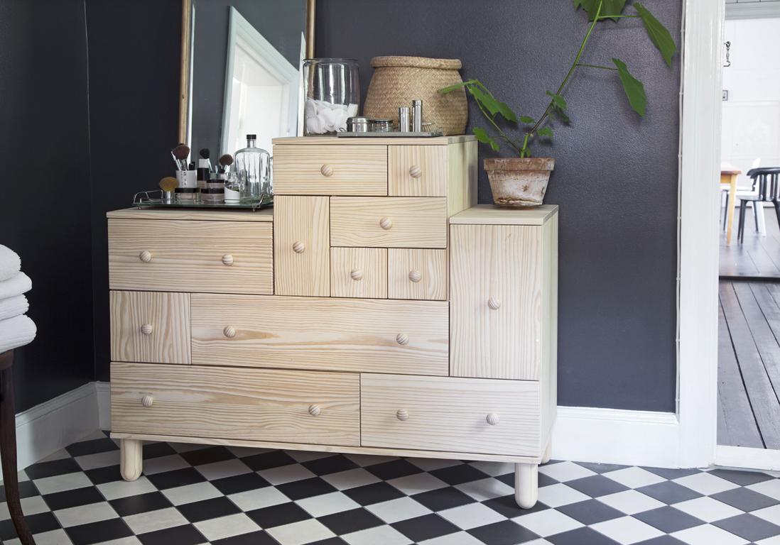 Ikea Ps 2012 D Couvrez La Nouvelle Collection Elle D Coration # Armoire Fin Depliable Cuisine Ikea