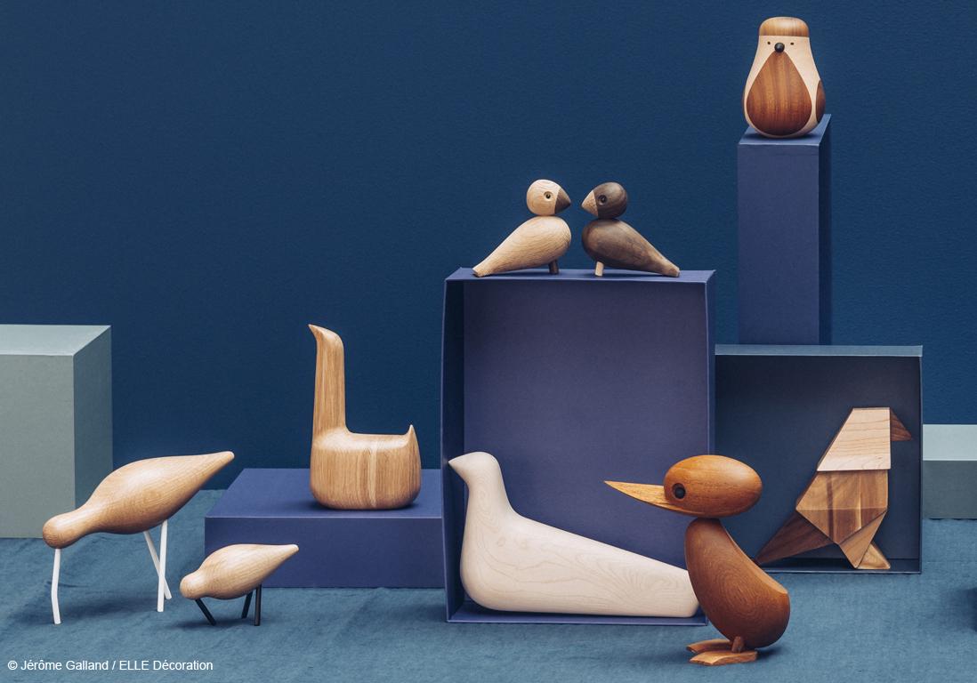 la nouvelle folie des designers les objets en bois elle d coration. Black Bedroom Furniture Sets. Home Design Ideas