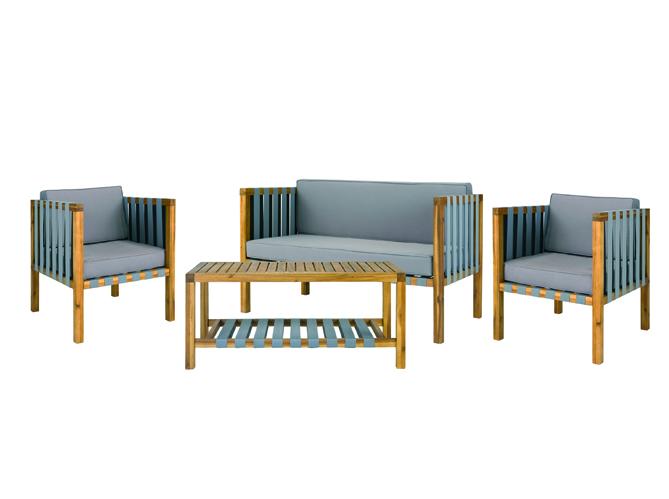 conforama signe une collection estivale ultra tendance. Black Bedroom Furniture Sets. Home Design Ideas