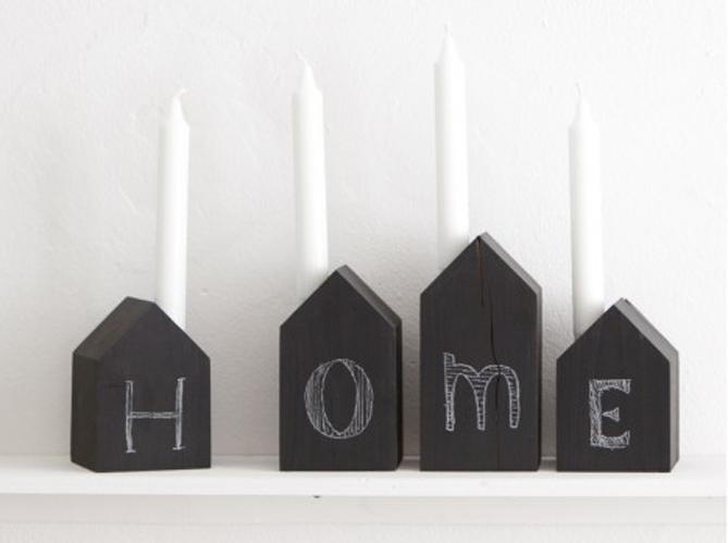 Alerte tendance les objets d co en forme de maison for Objet deco maison
