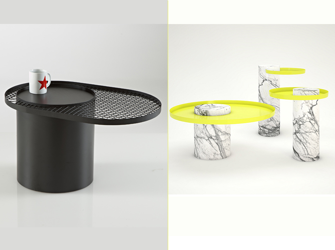 1 objet 2 budgets la table basse salute de la chance versus celle de la redoute int rieurs. Black Bedroom Furniture Sets. Home Design Ideas