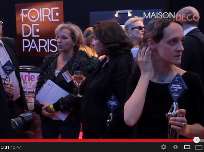 le grand prix de l 39 innovation de la foire de paris elle. Black Bedroom Furniture Sets. Home Design Ideas