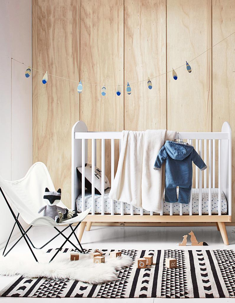 les secrets d une chambre d enfant cosy elle d coration. Black Bedroom Furniture Sets. Home Design Ideas
