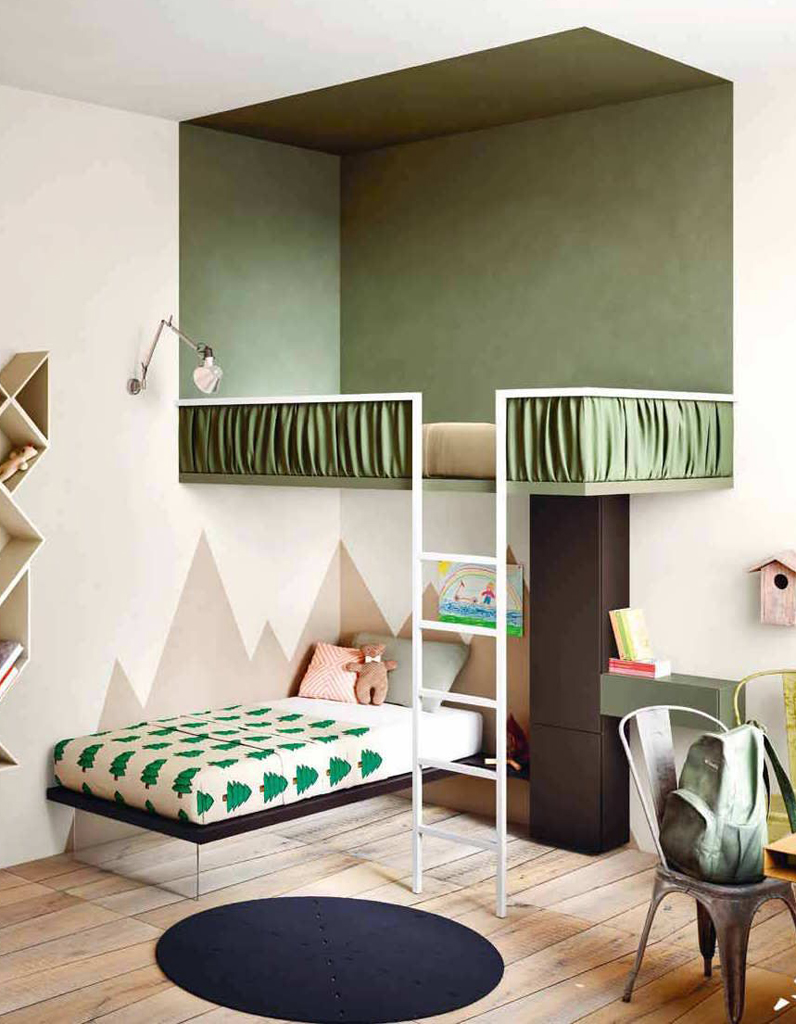 les secrets d 39 une chambre d 39 enfant zen elle d coration. Black Bedroom Furniture Sets. Home Design Ideas