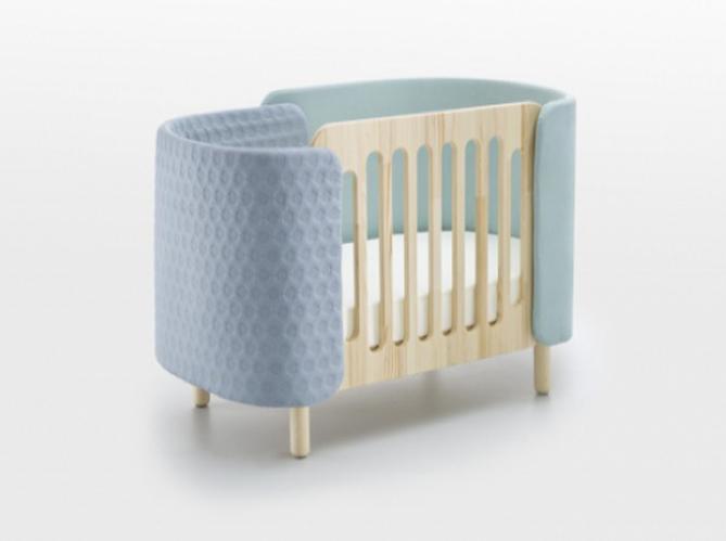 L 39 objet d co du jour le lit b b silvera kids elle d coration - Chauffage pour chambre bebe ...