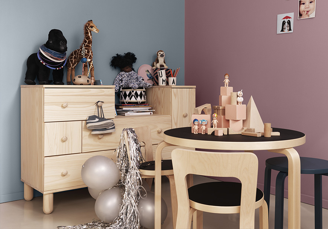 peinture chambre enfant nos id es pleines de style. Black Bedroom Furniture Sets. Home Design Ideas