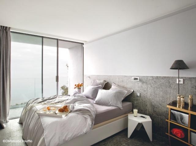 La chambre se refait une beaut elle d coration - Idee deco mur chambre ...