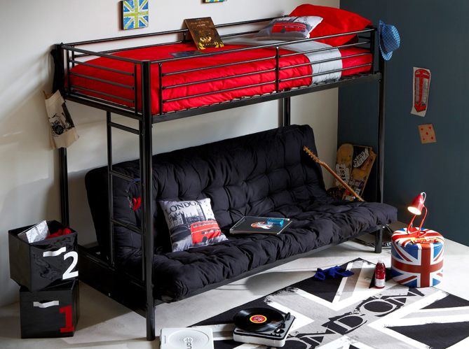 a chaque ado sa d co de chambre elle d coration. Black Bedroom Furniture Sets. Home Design Ideas