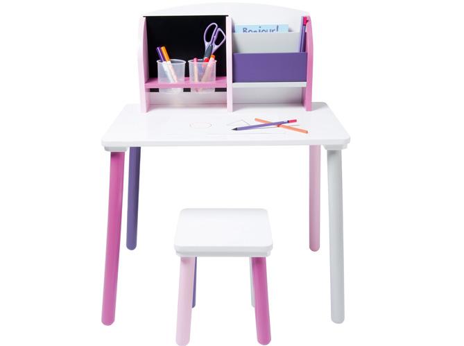 bureaux quipez vos enfants pour la rentr e elle. Black Bedroom Furniture Sets. Home Design Ideas