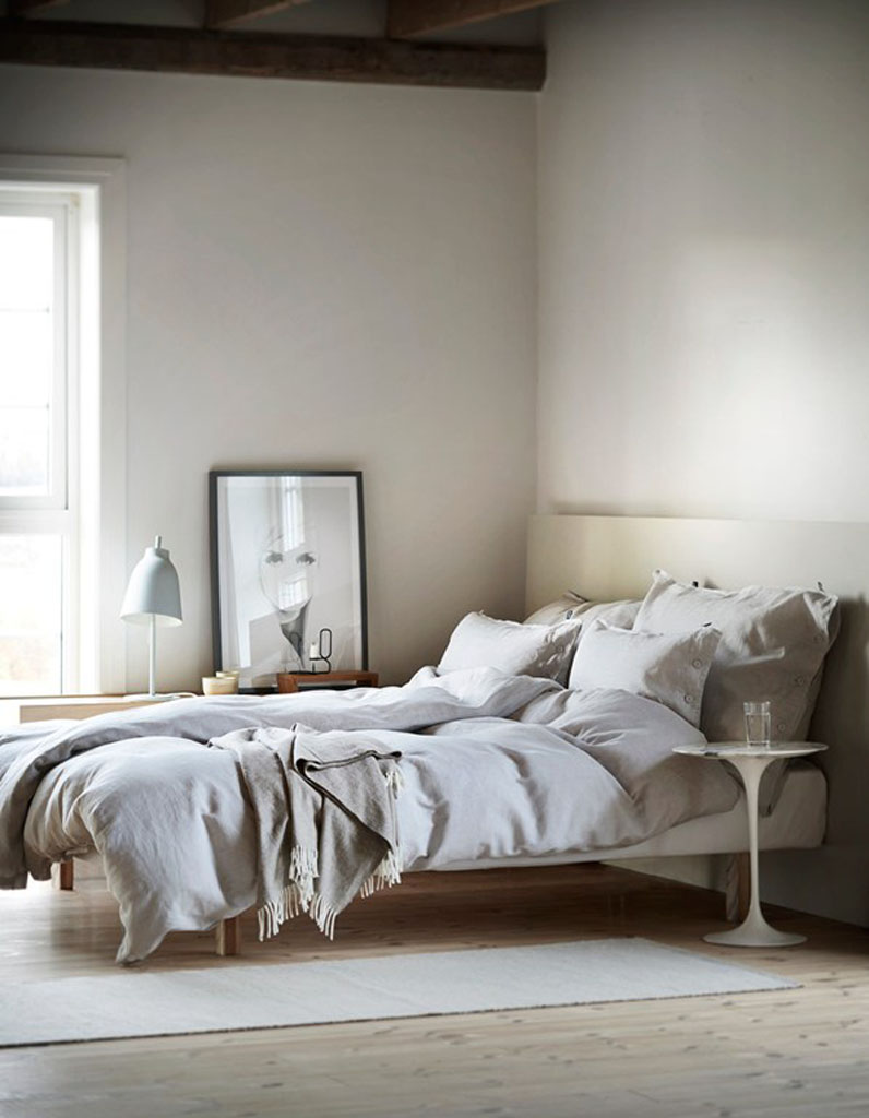 photo chambre adulte cocooning