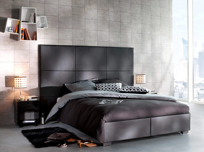 craquez pour une chambre design elle d coration. Black Bedroom Furniture Sets. Home Design Ideas