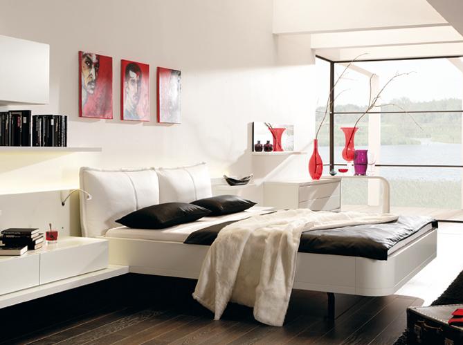 Craquez pour une chambre design elle d coration - Idee deco chambre contemporaine ...