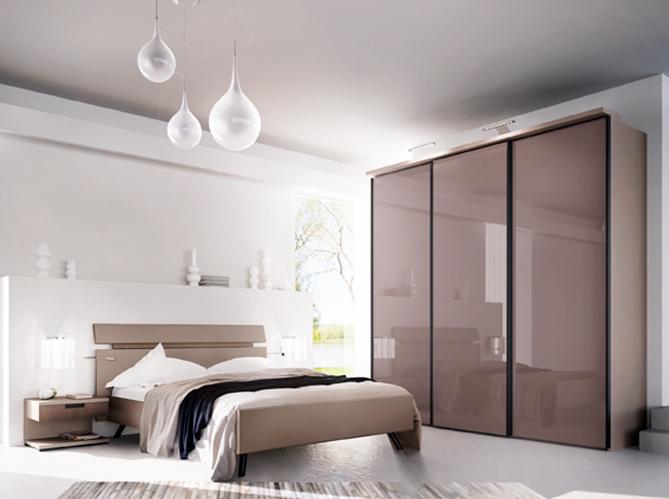 Craquez pour une chambre design elle d coration - Chambre mobilier de france ...