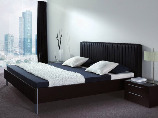 craquez pour une chambre design elle d coration. Black Bedroom Furniture Sets. Home Design Ideas
