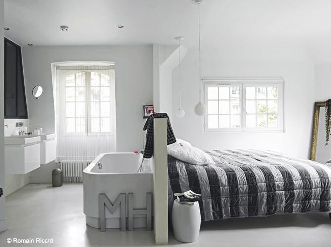 30 jolies suites parentales elle d coration for Decoration maison france 5