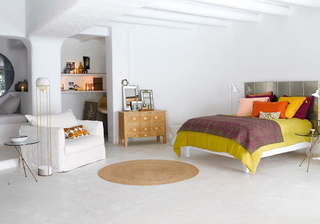chambre d 39 amis nos id es d co pour la chambre d 39 amis elle d coration. Black Bedroom Furniture Sets. Home Design Ideas