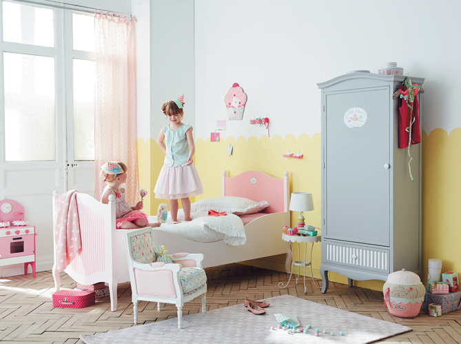 d co enfants d couvrez la nouvelle collection 2014 2015 de maisons du monde elle d coration. Black Bedroom Furniture Sets. Home Design Ideas