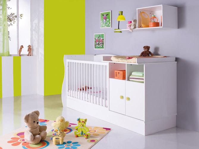 Des meubles volutifs ultra cr atifs elle d coration - Chambre enfant combine ...
