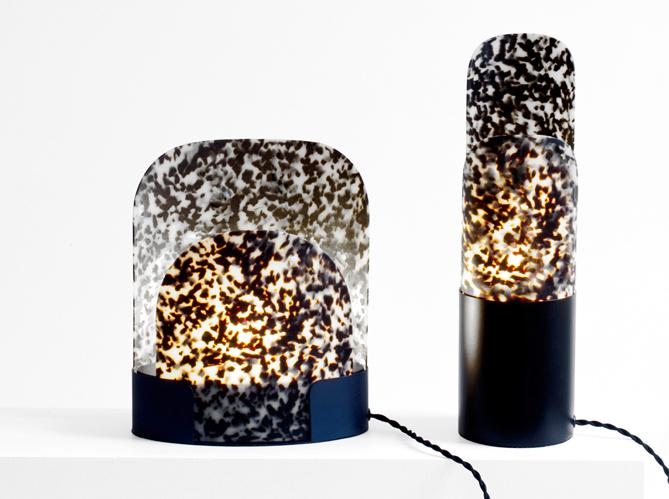 objet déco du jour : la lampe Coming B - Elle Décoration