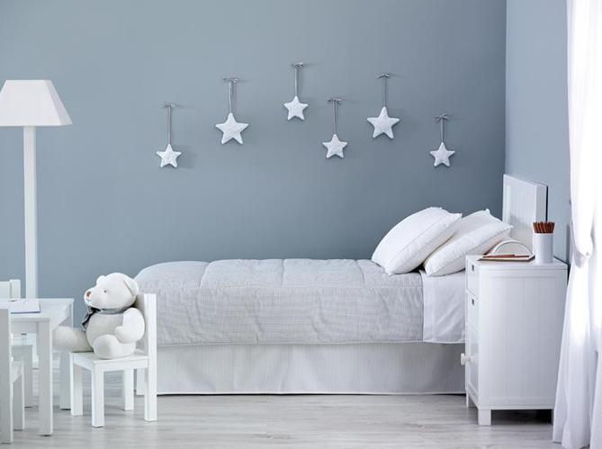 Une chambre d enfant pour bien dormir elle d coration for Decoration chambre epuree