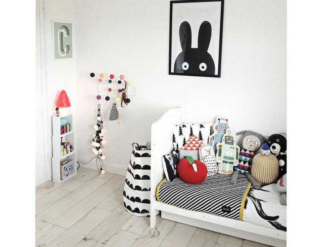 Design Cuisine Login : Une chambre d'enfant pour bien dormir  Elle Décoration