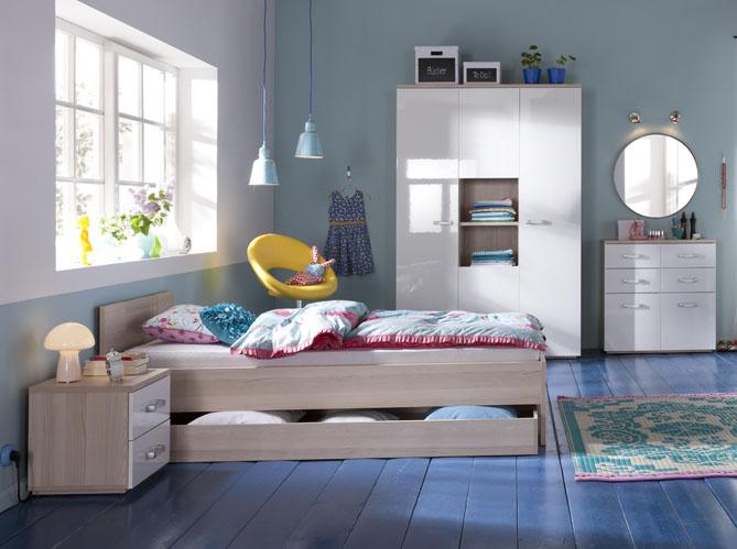 une chambre d enfant pour bien dormir elle d coration. Black Bedroom Furniture Sets. Home Design Ideas