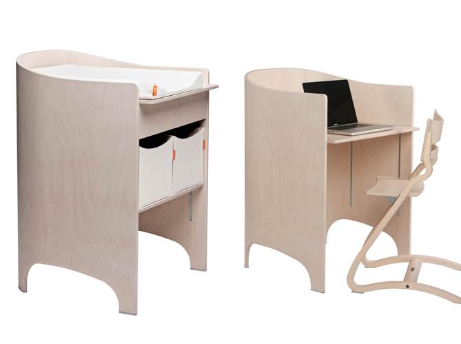 gagnez de la place avec ces meubles b b elle d coration. Black Bedroom Furniture Sets. Home Design Ideas