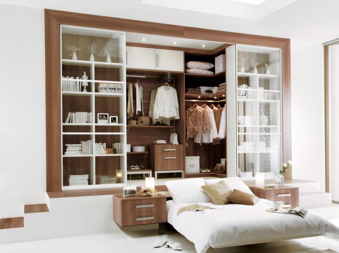 D co chambre armoire ou dressing vous de choisir for Deco idees dressing dans une petite chambre