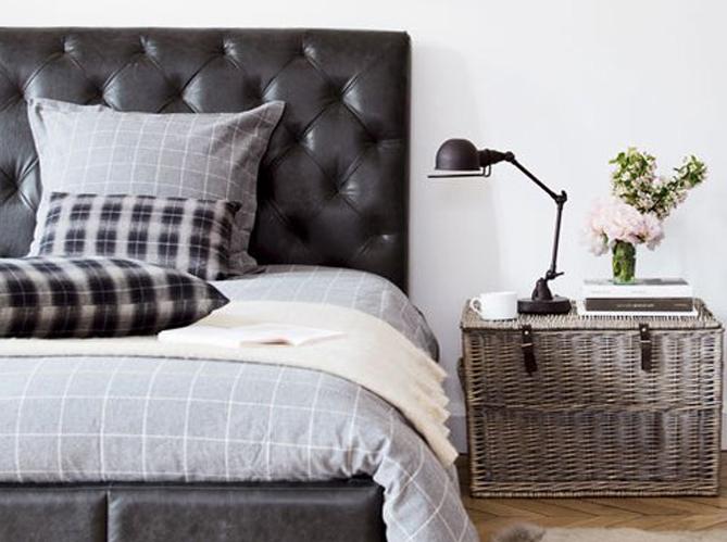 d tournez vos meubles et objets en une table de chevet originale elle d coration. Black Bedroom Furniture Sets. Home Design Ideas